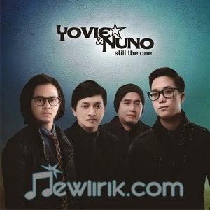 Lirik Yovie & Nuno - Tanpa Cinta