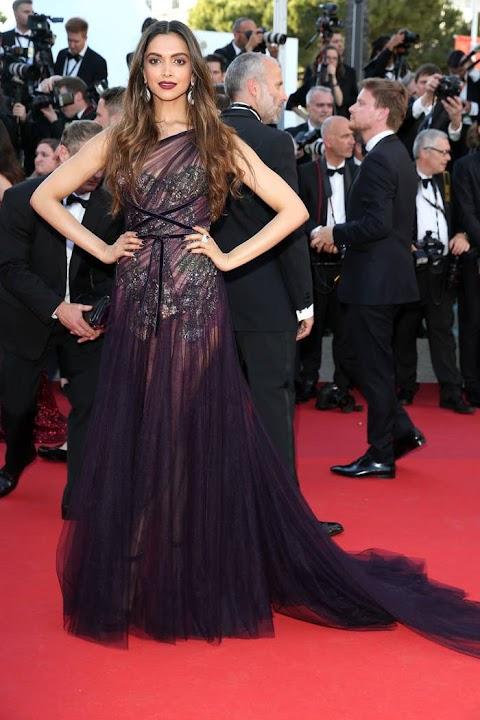 Deepika Padukone Cannes Film Festival 2017