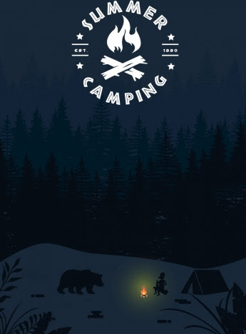 Camping Background Pictures