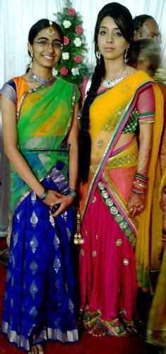 Traditional Pure Silk Half Saree   Sri Padmavathi Silks
