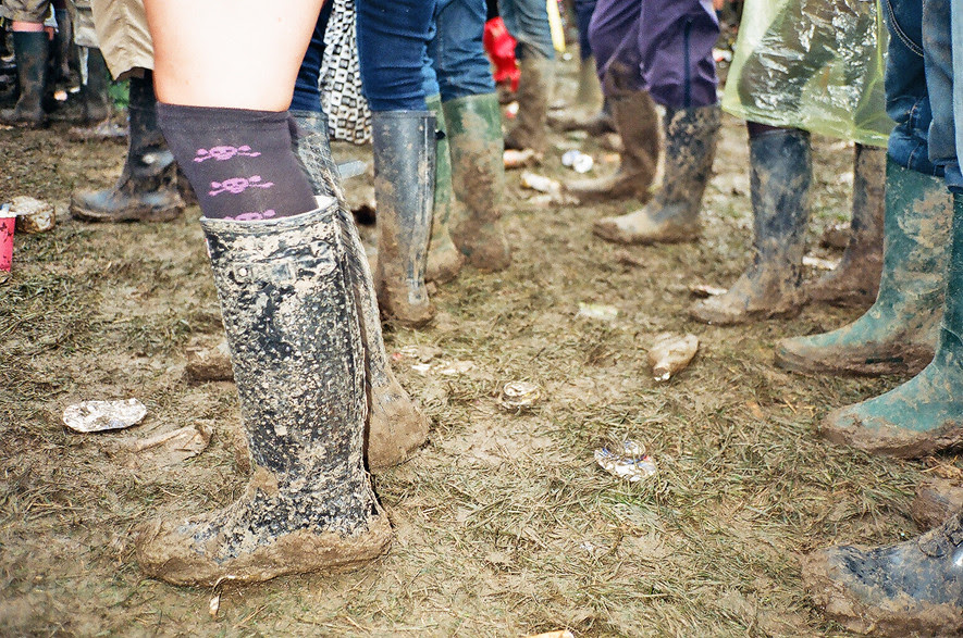 Wellies + Mud
