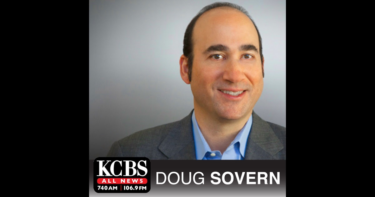 Image result for Doug Sovern KCBS