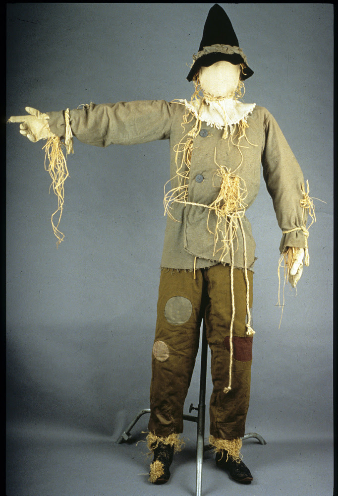 Scarecrow Costume National Museum Of American History