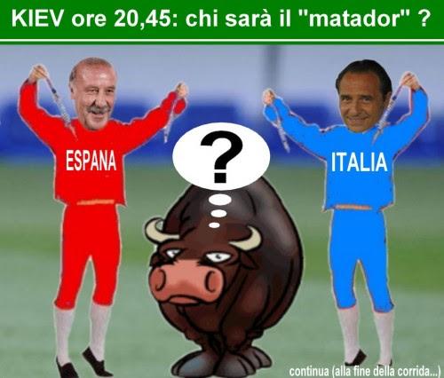 euro 2012,attualità, finale italia-spagna,