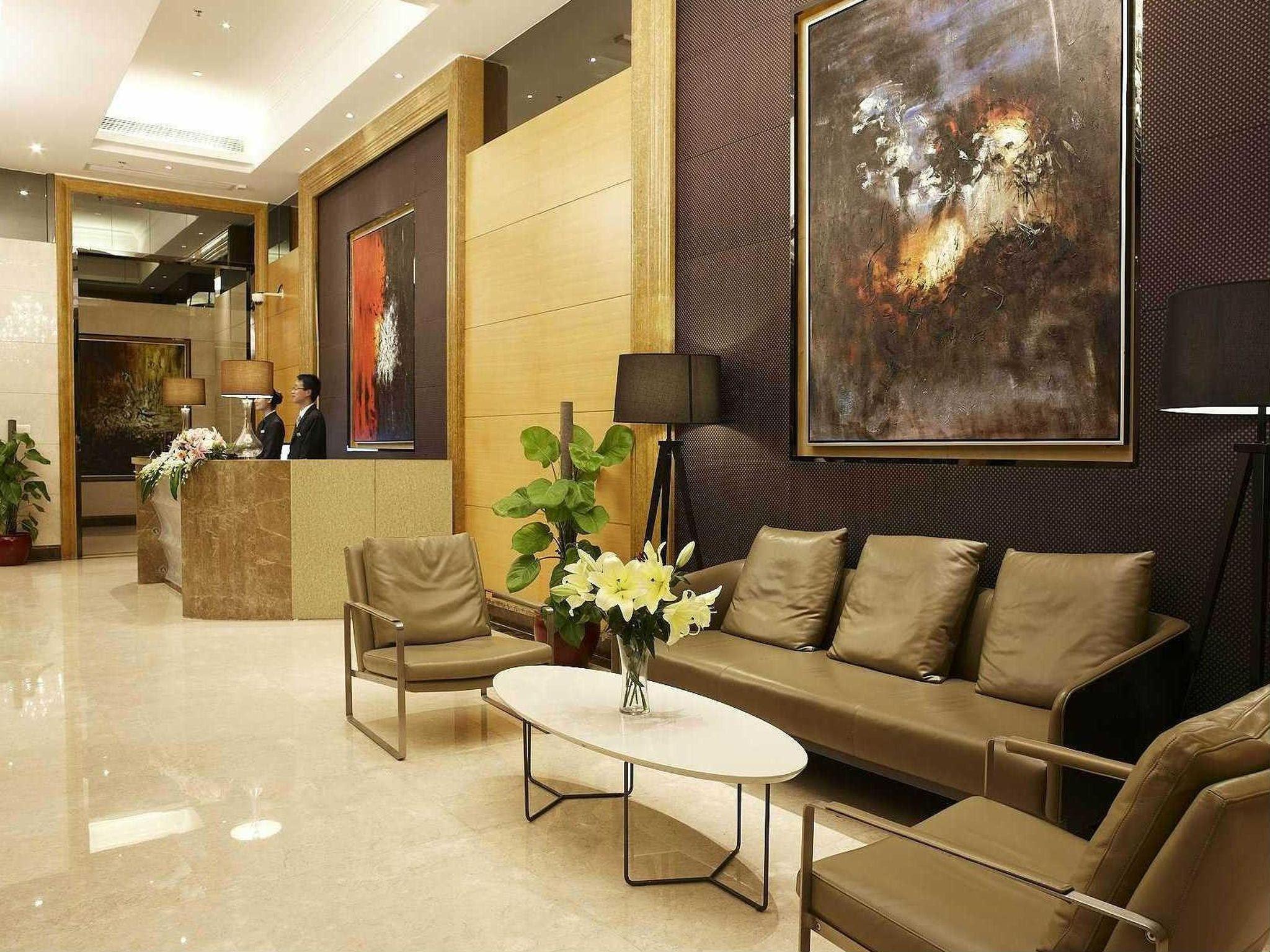 Dan Executive Apartment Guangzhou Reviews