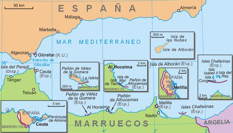 File:Mapa del sur de España neutral.png