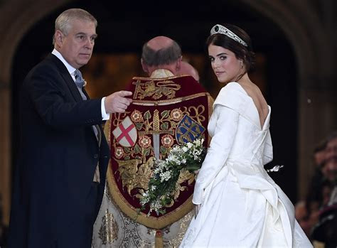 Princess Eugenie's Wedding Dress Shows Off Her Back Scars