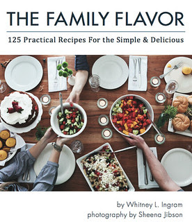 The Family Flavor Cookbook
