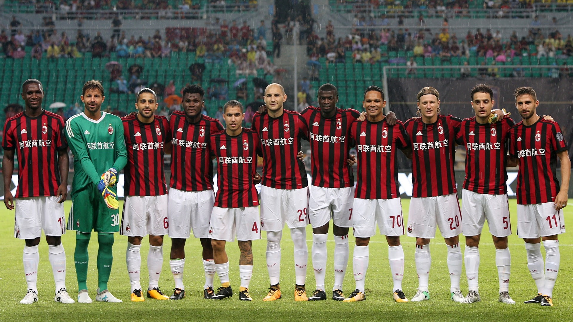 Ac Milan Wallpapers 2018 Squad 70 Background Pictures