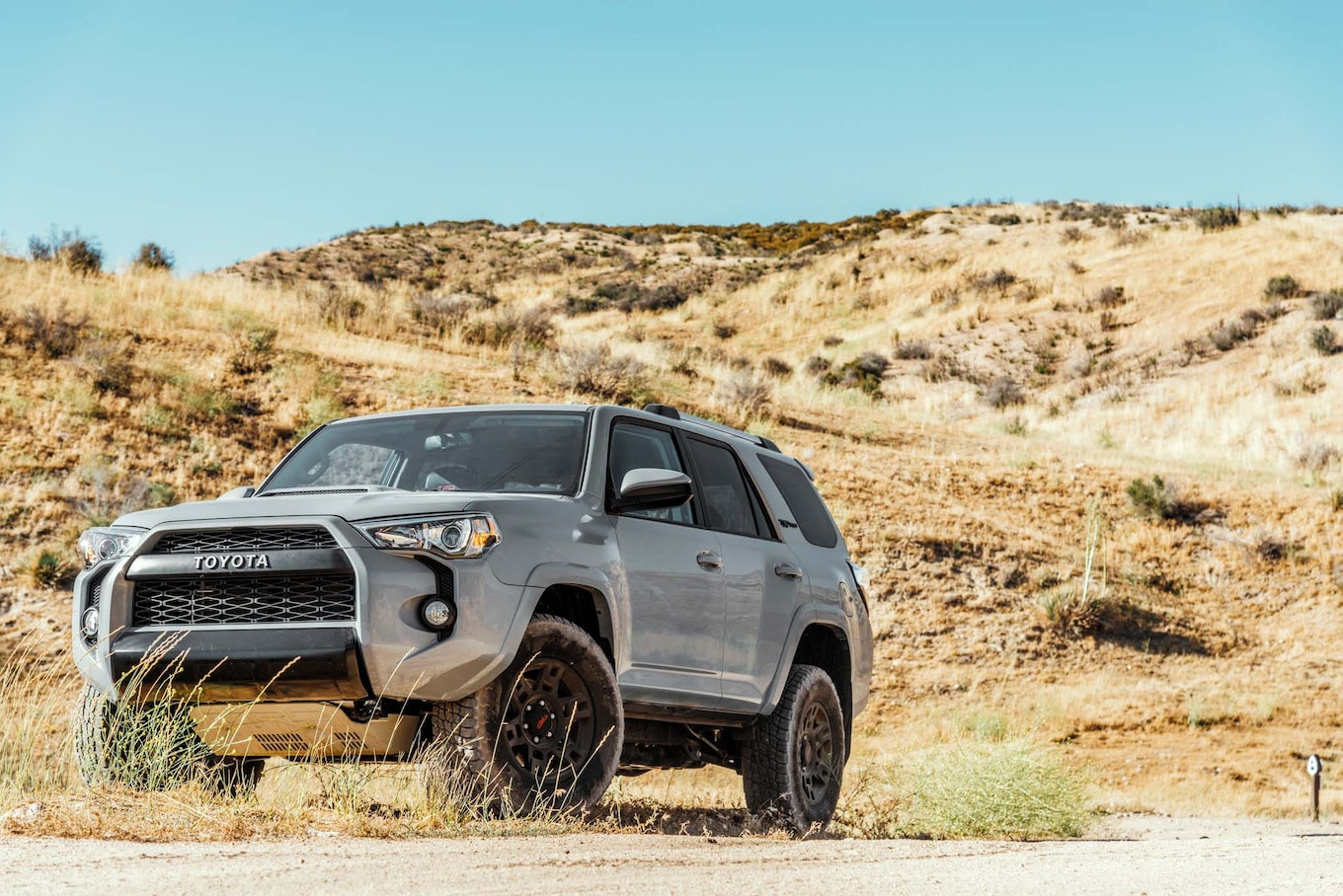 2017 Toyota 4Runner TRD Pro First Test Review - Motor Trend