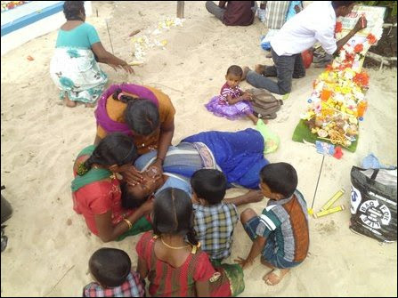TsunaRemembering the victims of 2004 tsunami catastrophe