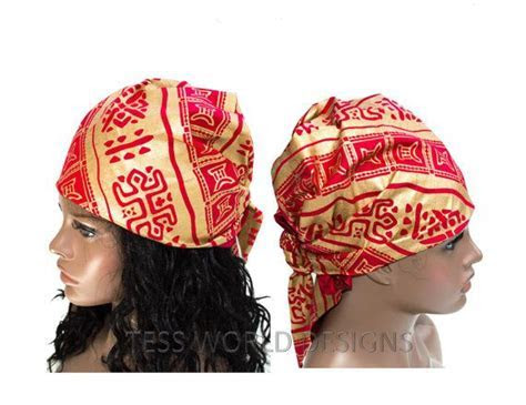 African Head scarf/African head wraps/African bandana for