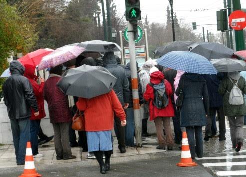 Καιρός: Η πρόγνωση για τη Δευτέρα - Πού θα βρέχει