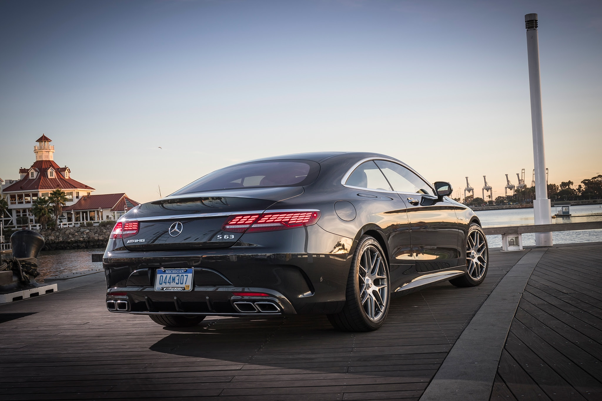 2018 Mercedes-AMG S-Class Coupe and Cabriolet First Drive ...