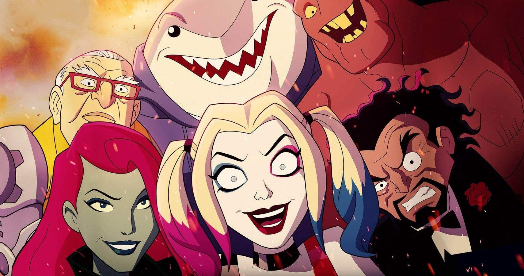Harley Quinn Season One Promo