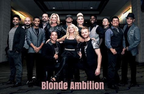 Blonde Ambition   Wedding Band Charleston SC