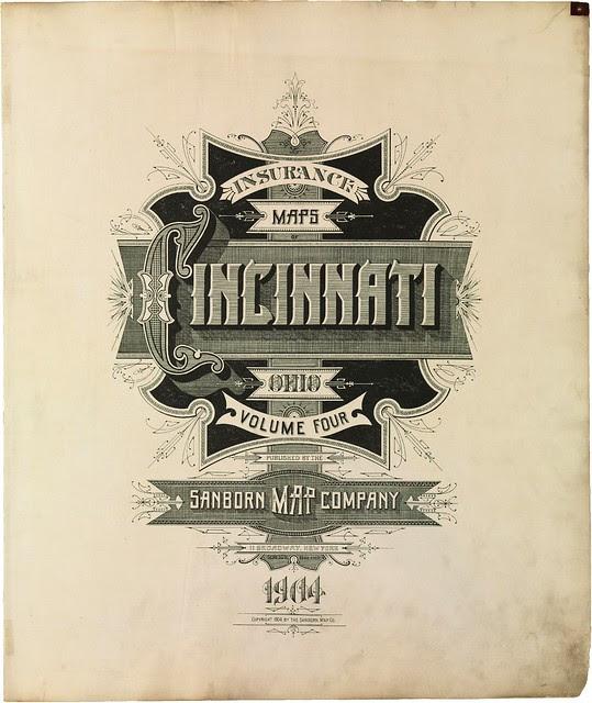 Cincinnati, Ohio 1904