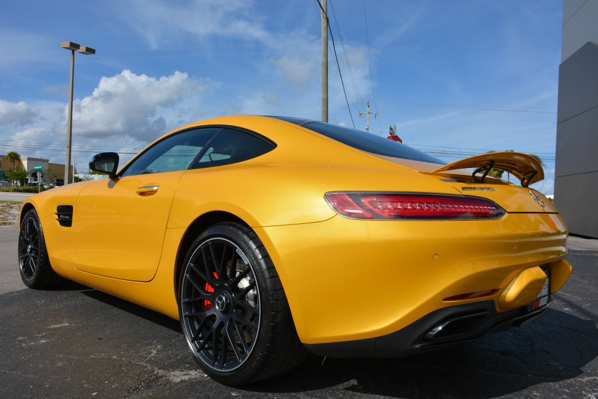 Used 2016 Mercedes-Benz AMG GT S For Sale ($97,900 ...