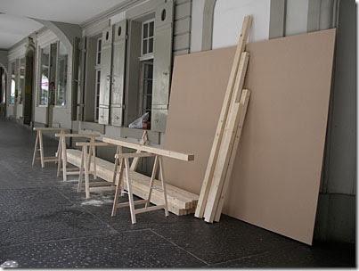 Galerie LINKS in Bern