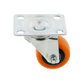 "ABN Swivel Plate Caster Wheels 2"" Inches Set of 4 Locking Casters"