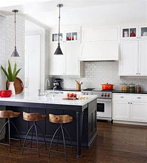 open kitchen design        style