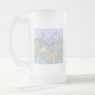 SeaLife Two Coffee Mugs