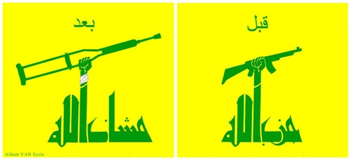 Revision of Hezbollah Logo