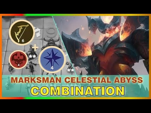 THE MARKSMAN THAMUS WITH FULL ARMOR REDUCTION | NEW UPDATE MAGIC CHESS STRATEGY | MRL GAMING