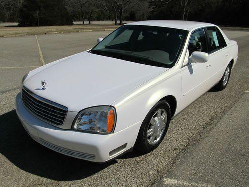 Purchase used 2004 Cadillac DeVille Base Sedan 4-Door 4.6 ...