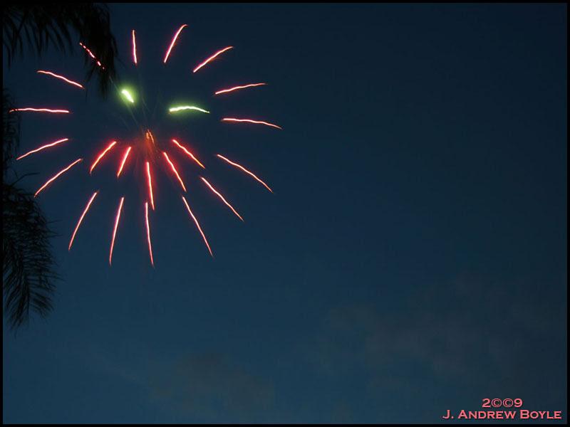 Firework Face
