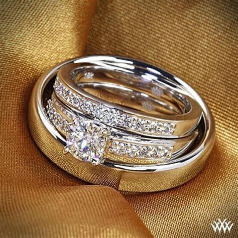 Wedding Diamond   Engagement Rings Sets And Bridal Sets