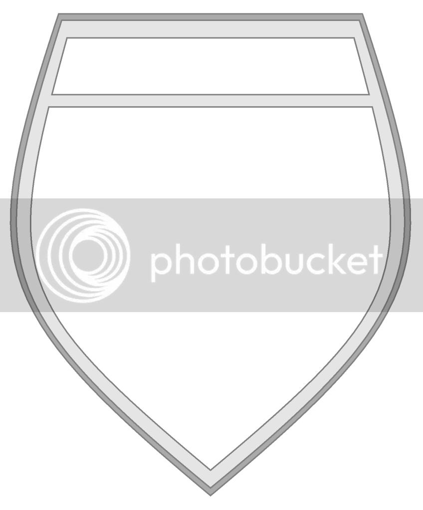 Blank Shield Logo image information