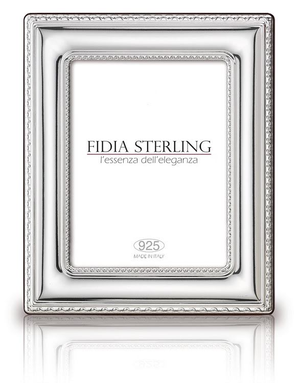 Exquisite Collection Sterling Silver Picture Frame 5 X 7 Made