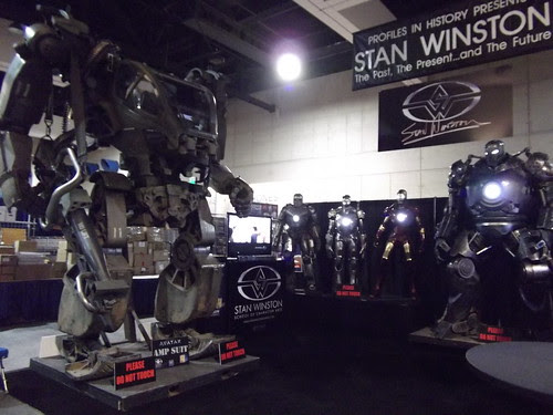 Stan Winston booth revisited