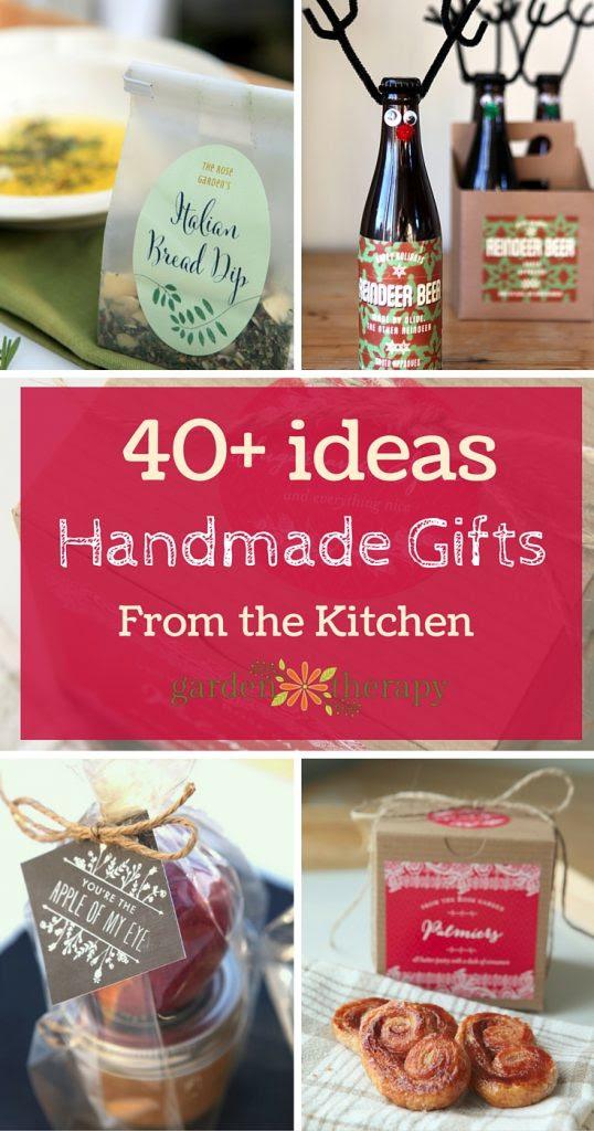 Handmade Kitchen Gifts eBook