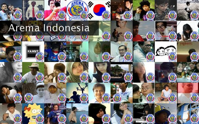 Arema Indonesia - Resources - Arema Indonesia Twibute 100