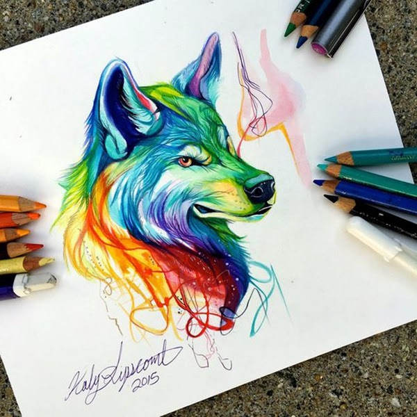 color pencil drawing Examples (18)
