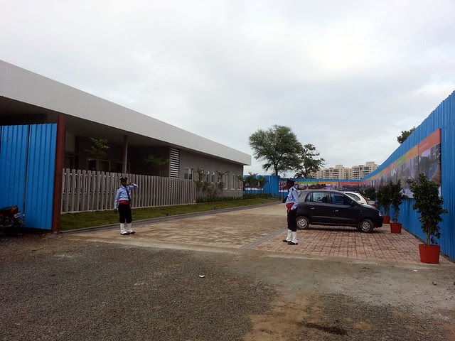 Site Office & Show Flat - Visit Kunal Aspiree, 2 BHK & 3 BHK Flats at Balewadi, Pune, India