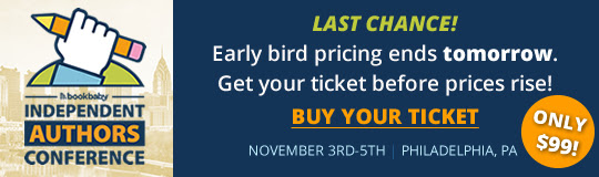 LAST CHANCE. Early bird pricing ends tomorrow. Get your ticket before prices rise! Only $99.