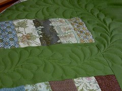 quilting round the bend