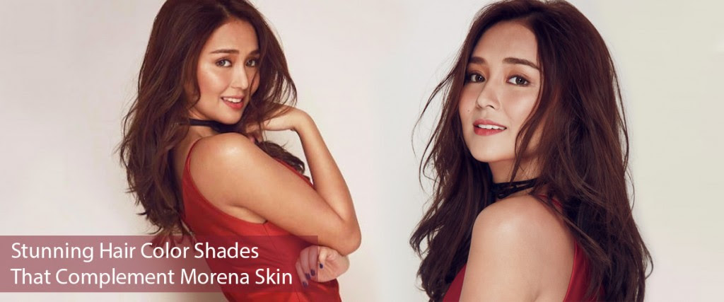 Best Hair Color Shades For Morena Skin Tones Cebumodeling Com