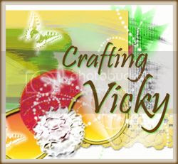 Crafting Vicky's Blog
