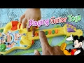Playing Guitar Toys Mickey Mouse ❤ Bermain Gitar Mainan Winnie The Pooh ❤ Toys For Kids
