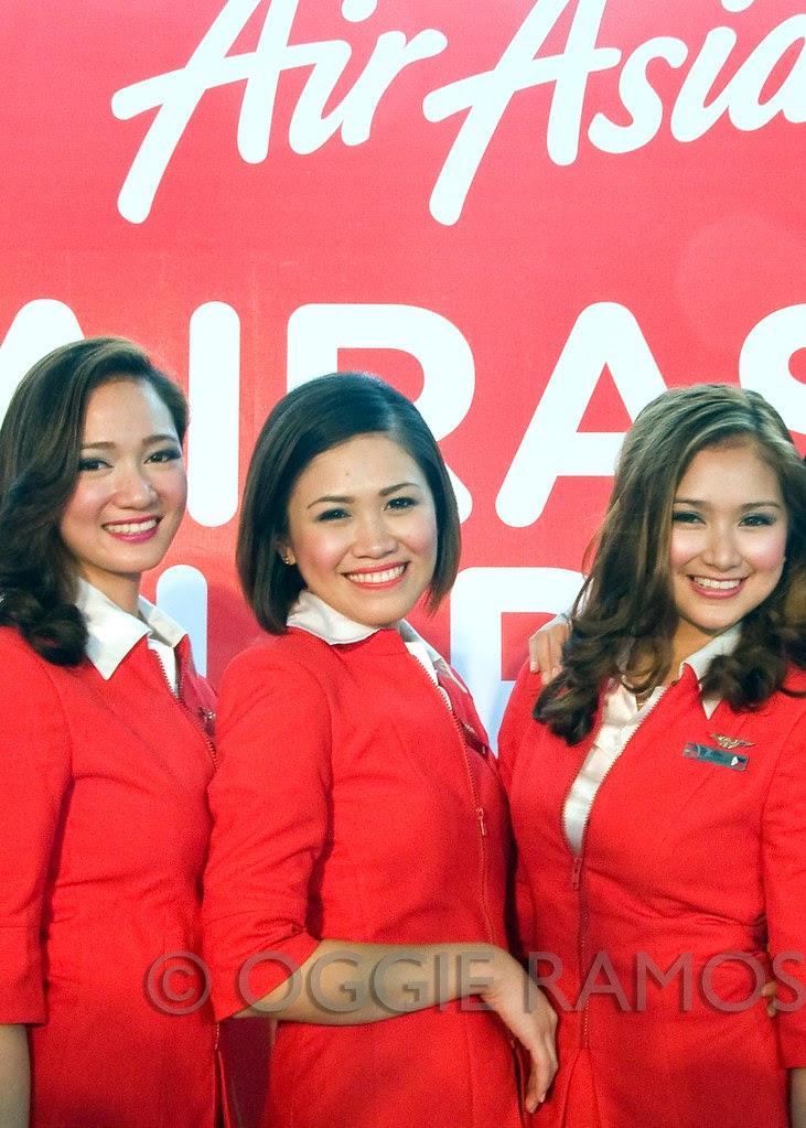 AirAsia Pinay Beauties
