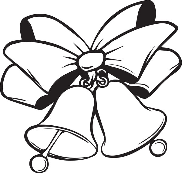 FREE Printable Christmas Bells Coloring Page for Kids #4 ...