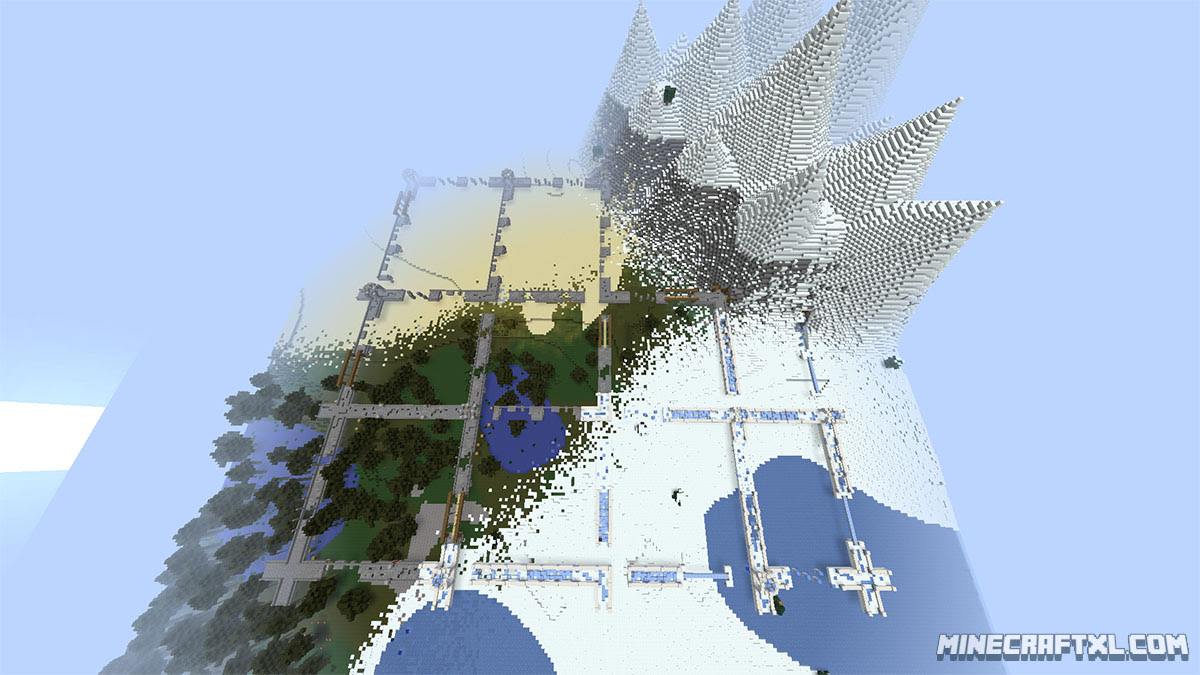 Temple Run Map Download For Minecraft Snapshot 14w10c