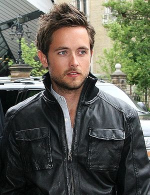 Justin Chatwin at the 2008 Toronto Internation...