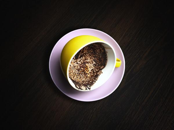 perierga.gr - Μην πετάτε το κατακάθι του καφέ!