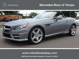 Mercedes Benz Slk Class cars for sale in Tampa, Florida