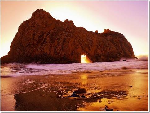 Praia Pfeiffer__A ação das ondas7